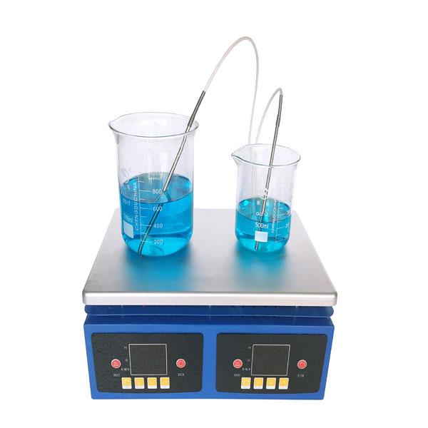 ZNCL-2D型 两点数显磁力搅拌器
