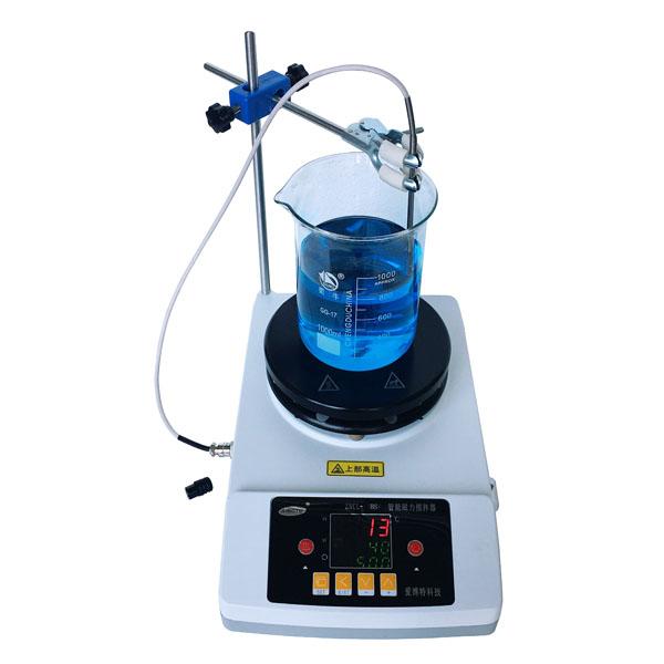 ZNCL-BS-X18型 数显磁力(加热板)搅拌器