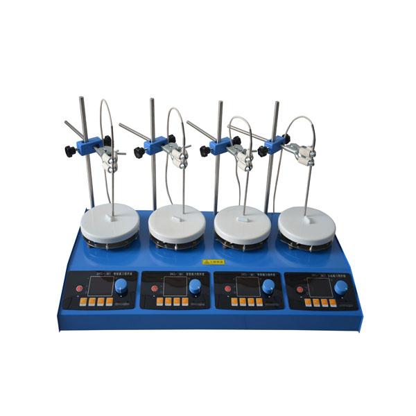 ZNCL-DL-TE4型 多联智能磁力(加热板)搅拌器