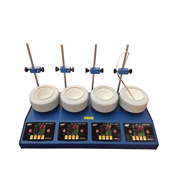 ZNCL-TS-4型 数显四联磁力搅拌电热套