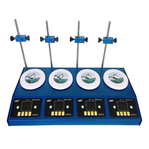 CJB-DS-DL4型 四联磁力搅拌器