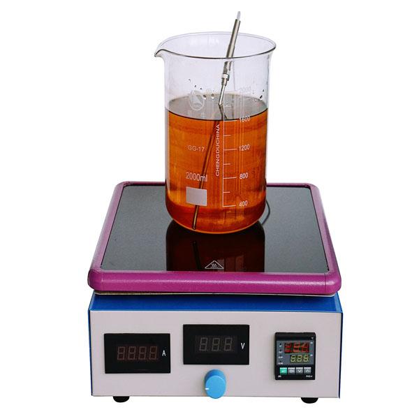 ZNJR-BDL-Y型 数显调压电加热板(可显示电流)