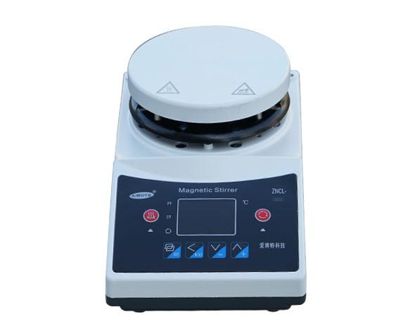 ZNCL-BS-YJ19型 液晶磁力(加热板)搅拌器