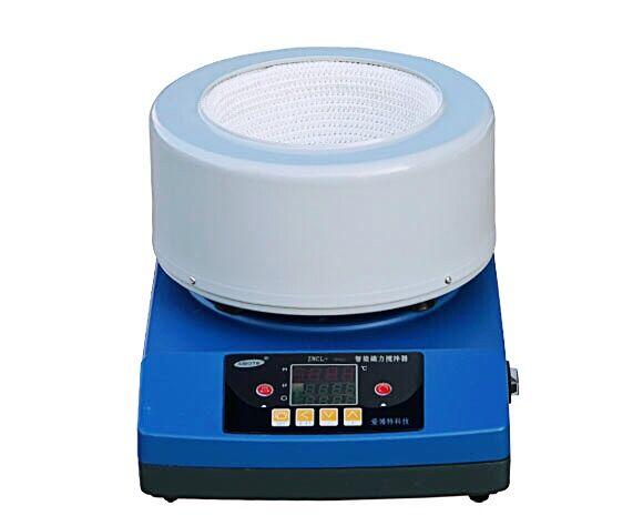 ZNCL-TS10型 数显磁力(电热套)搅拌器(500—3000ml)