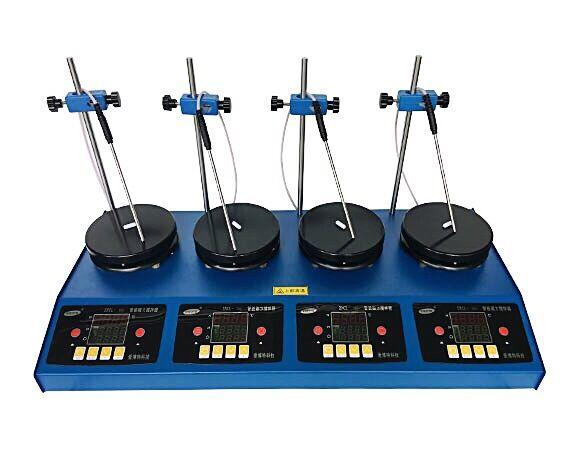 ZNC-BS-HY4 型  数显多联磁力搅拌器