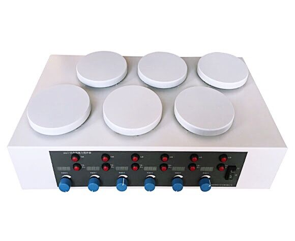 ZNCL-6B型 多联多点磁力搅拌器