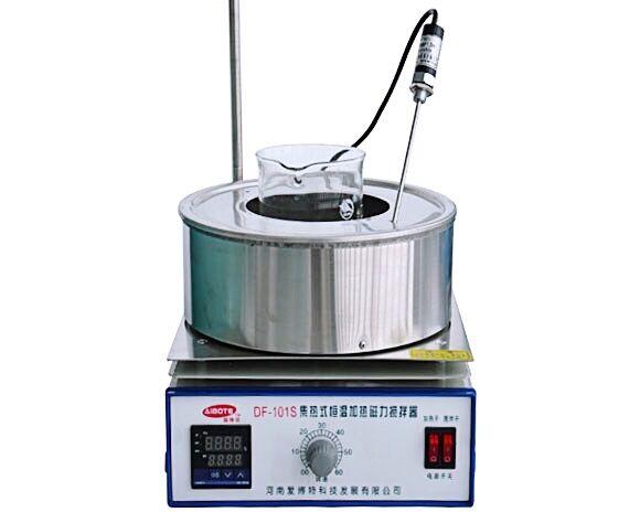 DF-101S型 集热式恒温加热磁力搅拌器