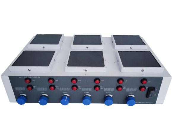 zncl-6b型 多联磁力搅拌器